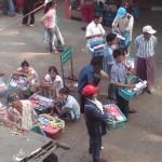 Vendors Tachilek
