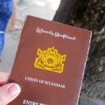 Temporary Entry Permit - Mae Sai - Myanmar