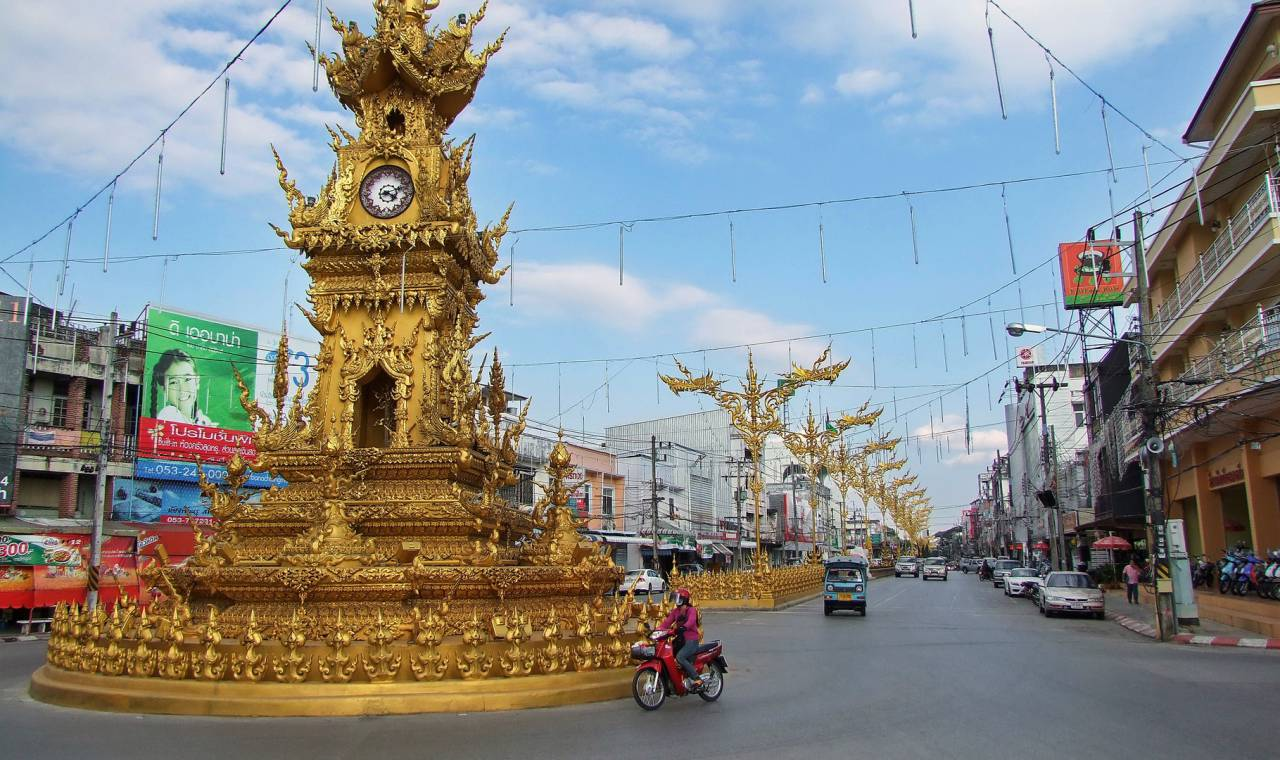 Chiang Rai Car Hire With Driver